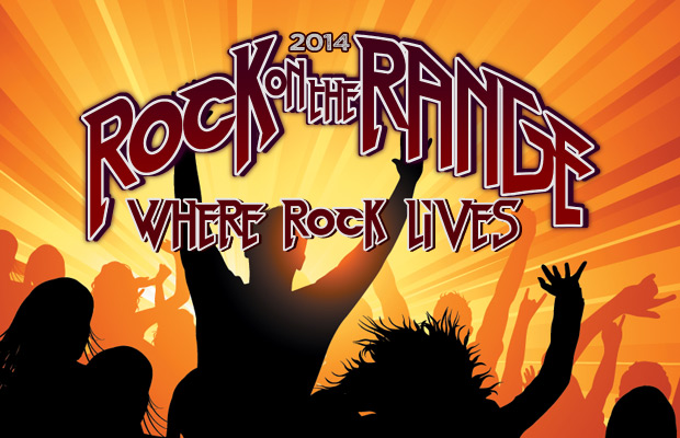 WIN: Rock on the Range 3-day passes!
