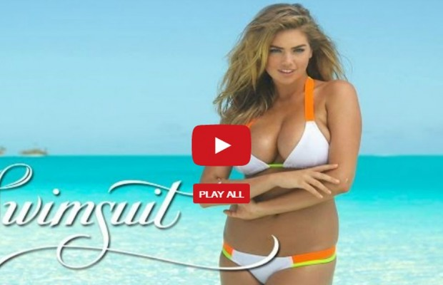 Kate Upton Likes People to Pay Attention to Her Butt, Too